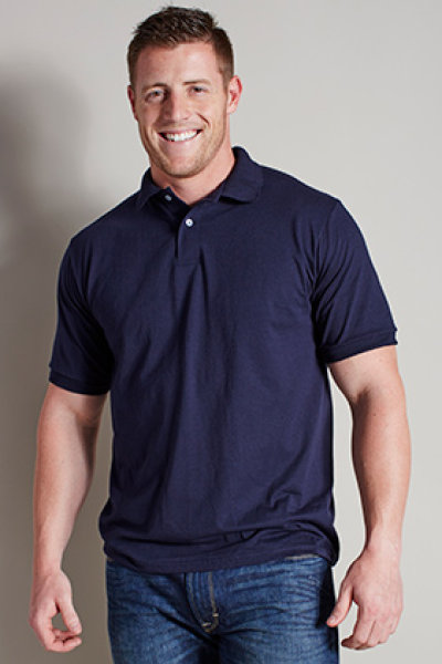 Hanes® EcoSmart® Blended Sport Shirt