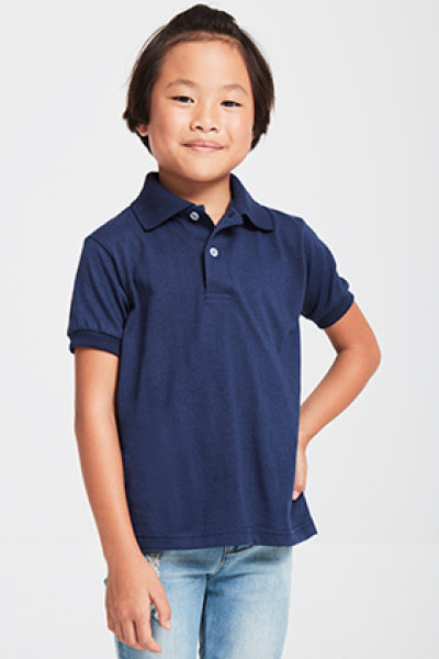 Hanes® EcoSmart® Blended Youth Sport Shirt