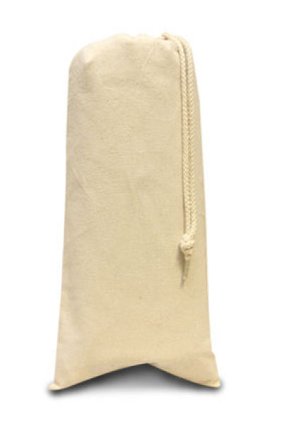 "Liberty Bags ""Fredericksburg"" Drawstring Wine Tote"