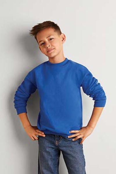 Gildan Heavy Blend Youth Crewneck Sweatshirt