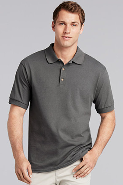 Gildan Ultra Cotton Adult Jersey Sport Shirt