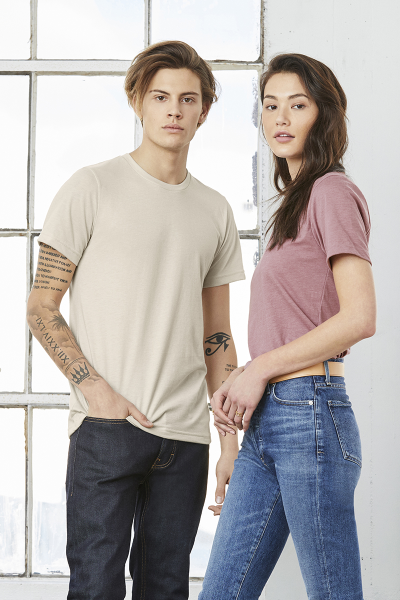 Bella+Canvas Unisex Jersey Short Sleeve Tee