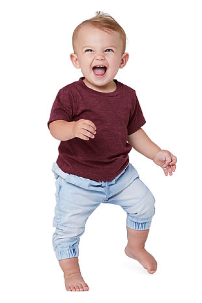 BELLA+CANVAS Baby Jersey Short Sleeve Tee