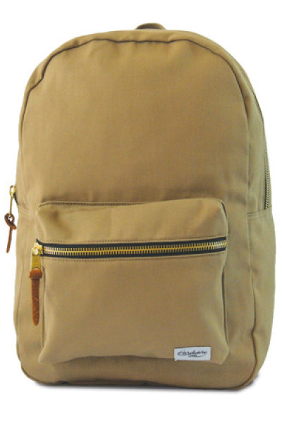 Hardware Heritage Canvas Backpack