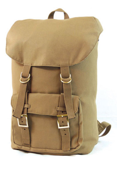 Hardware Voyager Canvas Backpack