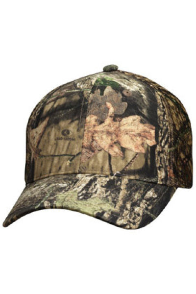 Outdoor Cap Mesh Camo