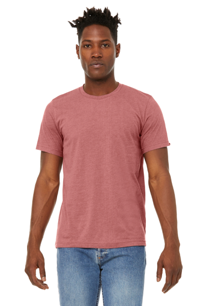 BELLA+CANVAS Unisex Sueded Tee