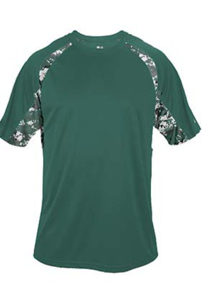 Badger Sport® Digital Hook Tee