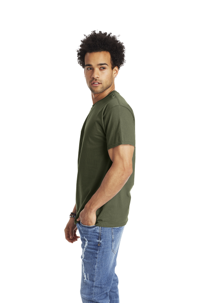 Hanes Authentic-T Adult Short Sleeve T-shirt