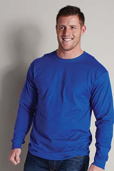 Hanes® ComfortSoft® Long Sleeve T-Shirt