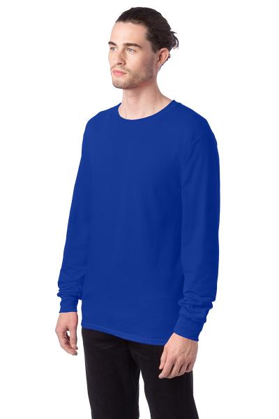 Hanes® ComfortSoft® Long Sleeve T-Shirt
