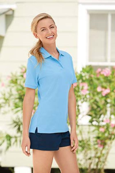 JERZEES® Easy Care Ladies Sport Shirt