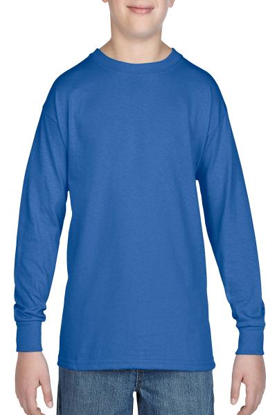 Gildan Heavy Cotton Youth Long Sleeve T-Shirt