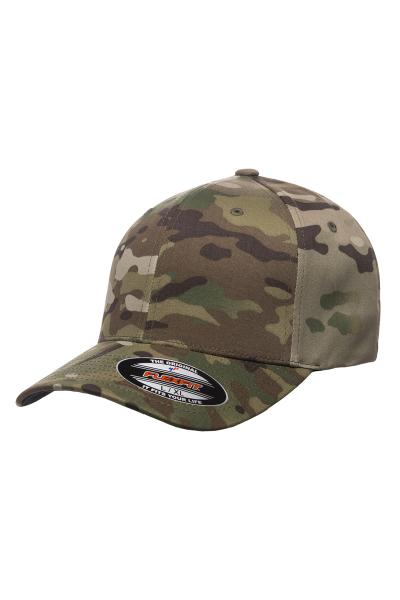 Flexfit Cotton Blend MultiCam