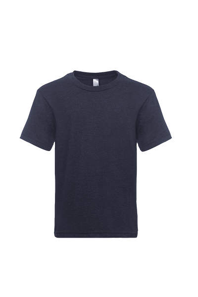 Next Level Apparel Youth Tri-Blend Crew Tee