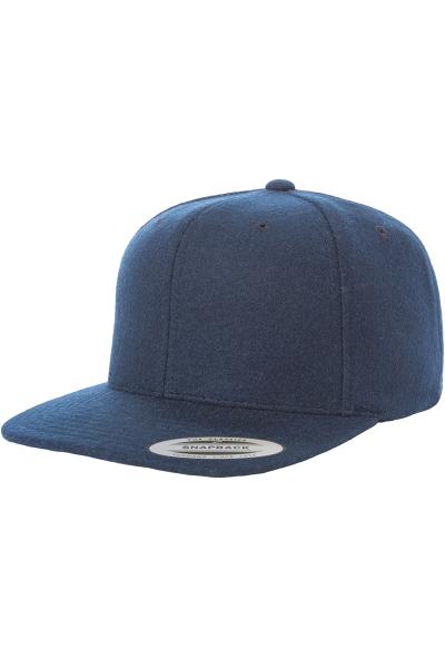 YP Classics Melton Wool Snapback