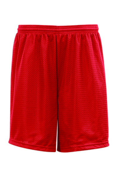 Badger Mesh/Tricot 9 Inch Short