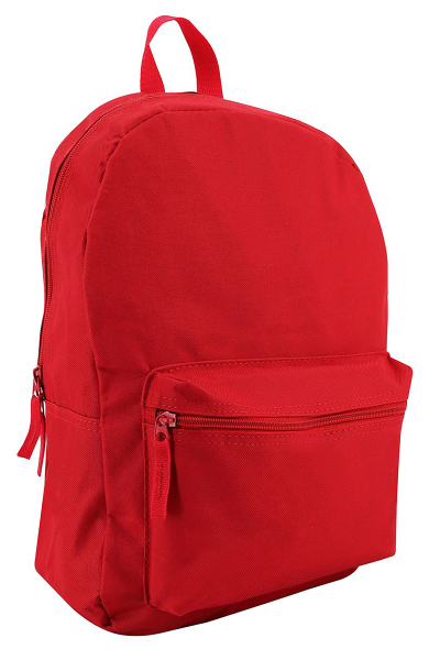 "Liberty Bags 16"" Basic Backpack"