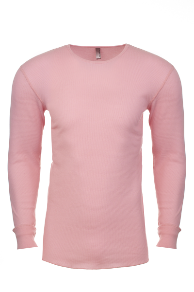Next Level Apparel Unisex Long Sleeve Thermal