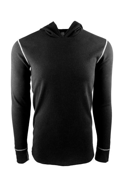 Next Level Apparel Thermal Hoody