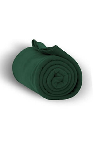 Alpine Fleece Throw Blanket