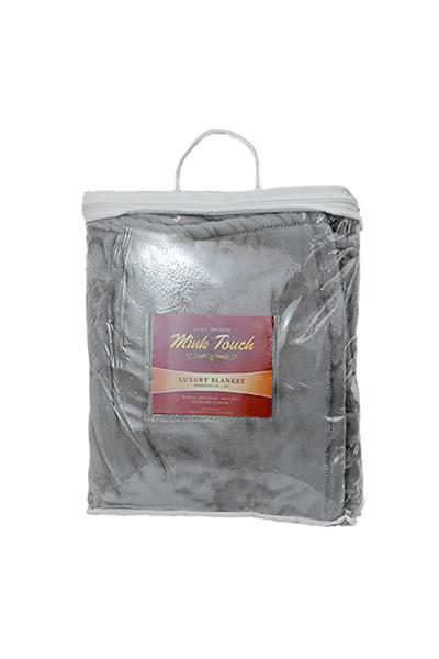 8727AF Oversized Mink Touch Blanket