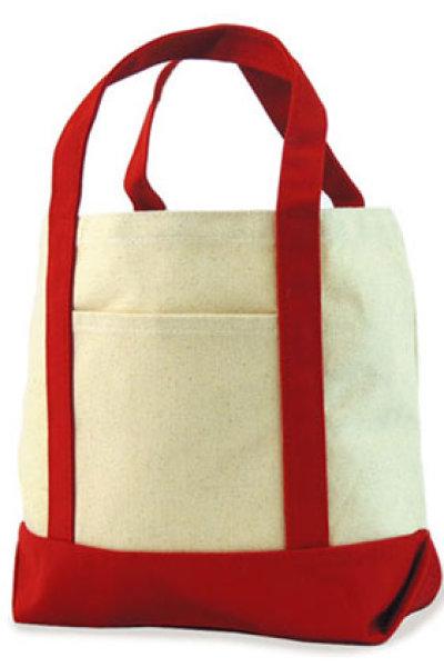 "Liberty Bags ""Leeward 9 oz"" Boat Tote"