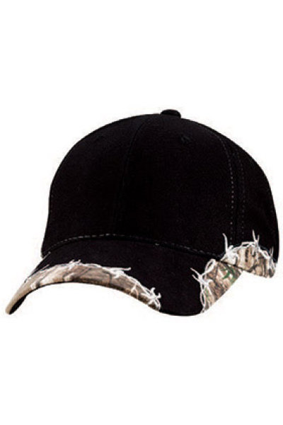 Outdoor Cap Barbed Wire Camo