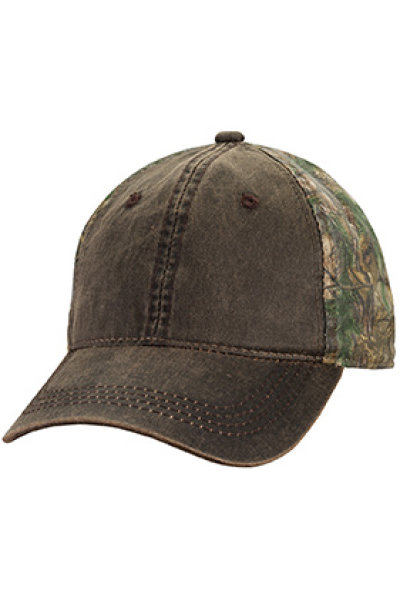 Outdoor Cap Weathered and Camo