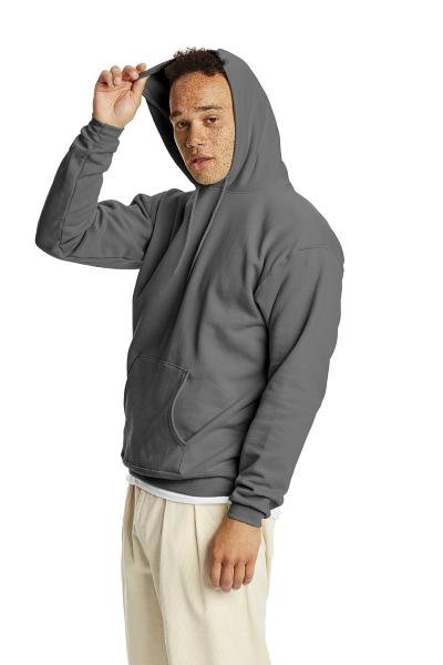 Hanes® EcoSmart® Hooded Pullover Sweatshirt