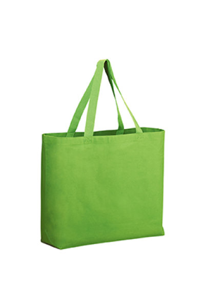 Q-TEES Canvas Jumbo Tote