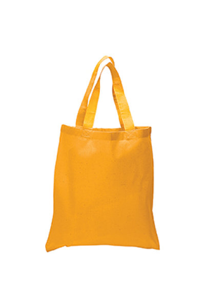 Q-TEES Cotton Economical Tote