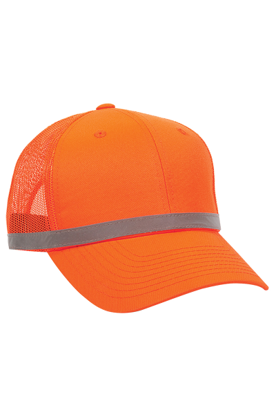 Outdoor Cap Certified Mesh Back
