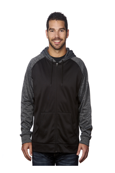 Burnside® Performance Fleece Hoodie