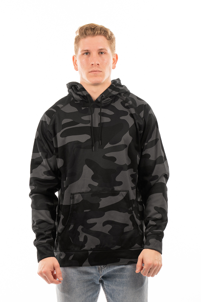 Burnside® Performance Fleece Pullover