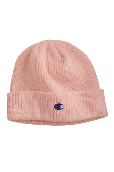 "Champion 7"" Acrylic 2x2 Ribbed Beanie"