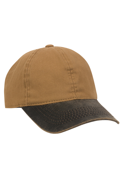 Outdoor Cap Garment Washed DUK Canvas