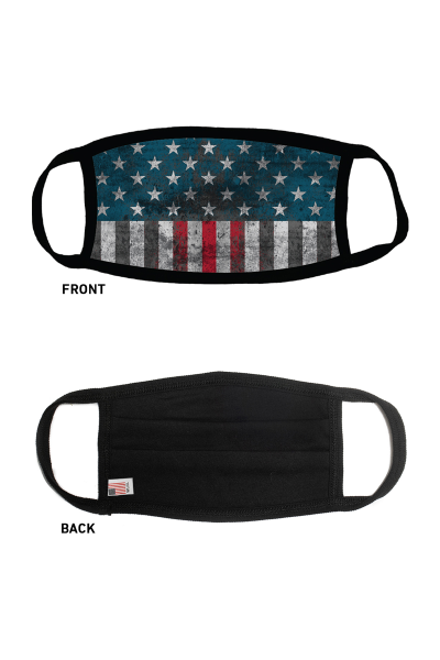 Maverick Printed Comfort Face Mask