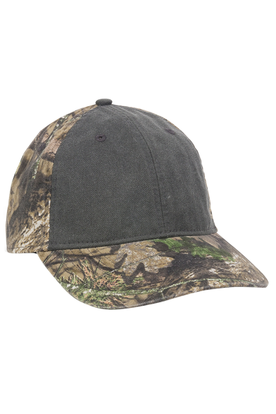 Outdoor Cap Pigment Dyed with Camo
