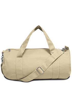 "Liberty Bags ""Grant"" Cotton Canvas Duffle Bag"