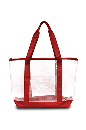 Liberty Bags Clear Boat Tote