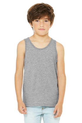 BELLA+CANVAS Youth Unisex Jersey Tank