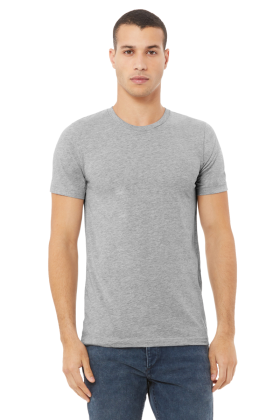 BELLA+CANVAS Made in the USA Unisex Jersey Short Sleeve Tee