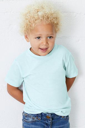BELLA+CANVAS Toddler Triblend Short Sleeve Tee