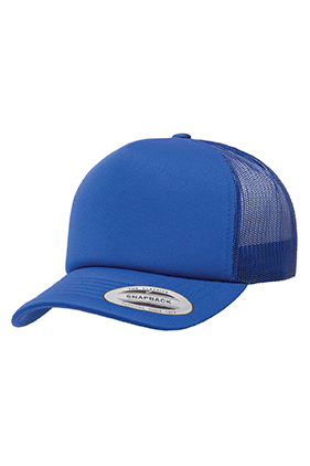 Yupoong® Foam Trucker Curved Visor