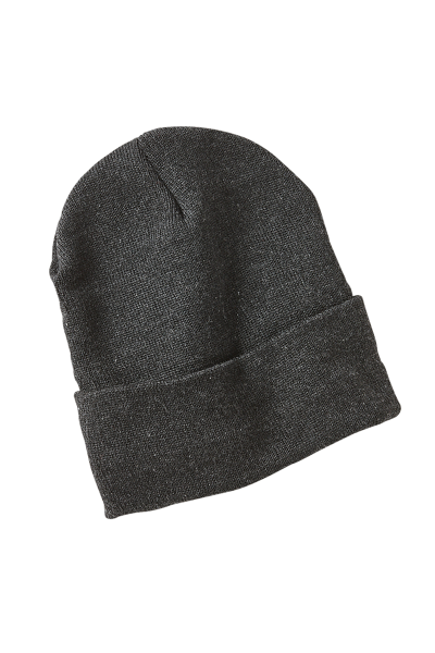 Jersey Lined Knit Hat
