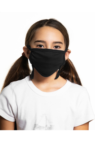 Cotton Youth Adjustable ValuMask by ValuCap